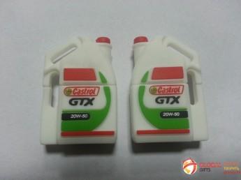 USB flash PVC (флэшка) ПВХ индивидуальный дизайн. Фото 5