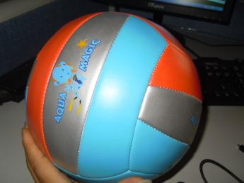 Мяч воллейбольный с индивидуальной печатью