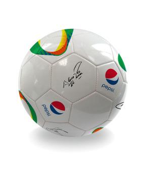 Мяч футбольный с индивидуальной печатью