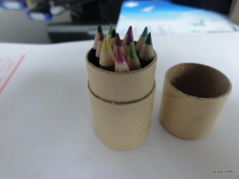 мини карандаши набор