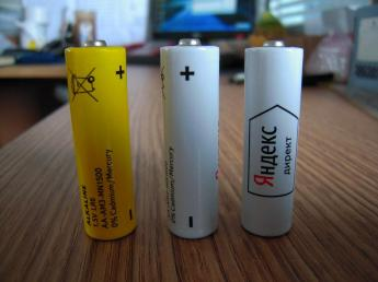 Батарейки с логотипом фото5