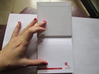 Блокноты с логотипом Фото 11