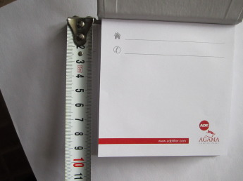 Блокноты с логотипом Фото 15