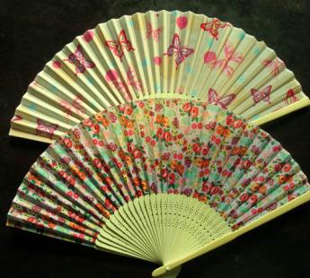 Веер бамбуковый Фото 1
