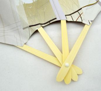 Веер бамбуковый Фото 7