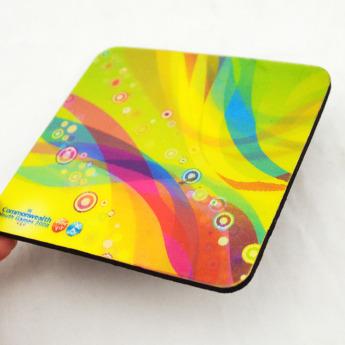 Костеры с 3Д стерео варио изображением на резиновой или ЕВА основе Фото 2