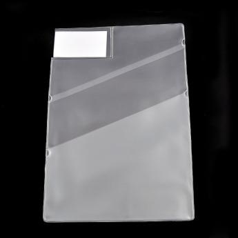 Папки конверты уголки из пластика Фото 8