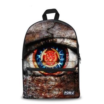 Рюкзак с 3D фото печатю 10