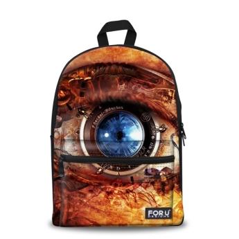 Рюкзак с 3D фото печатю 11