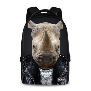 Рюкзак с 3D фото печатю 15