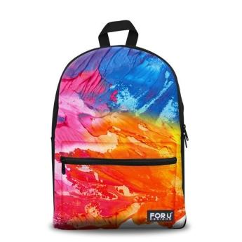 Рюкзак с 3D фото печатю 30