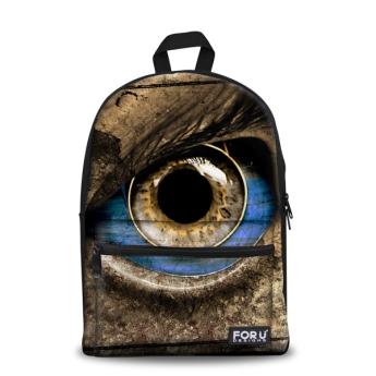 Рюкзак с 3D фото печатю 7