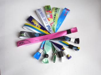 Тканевые браслеты для мероприятий Фото 6