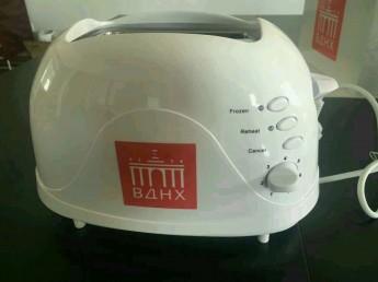 Тостер выжигающий логотип Фото 1