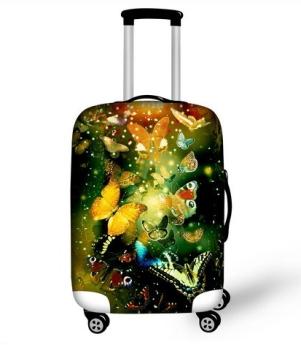 Чехол для чемодана 11