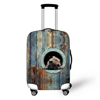 Чехол для чемодана 3