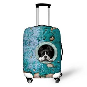 Чехол для чемодана 4