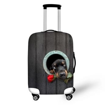 Чехол для чемодана 6