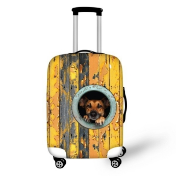 Чехол для чемодана 7
