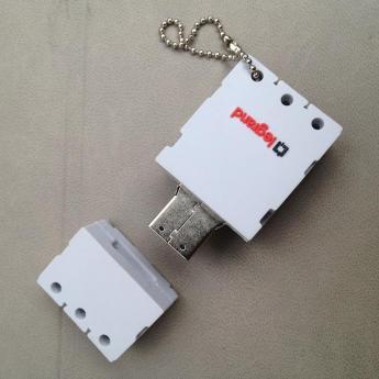 USB флэщка по индивидуальному дизайну Фото 3