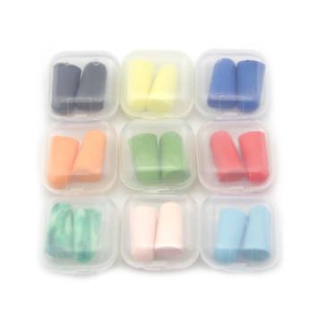 Беруши в пластиковой коробочке Фото 1