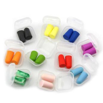 Беруши в пластиковой коробочке Фото 2
