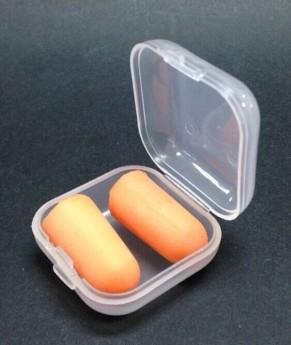Беруши в пластиковой коробочке Фото 4