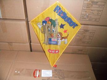 Воздушный змей с логотипом Фото 26