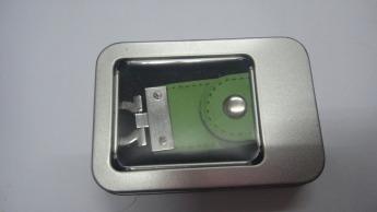 коробочка метал малая