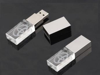 USB flash кристал с 3D лазерной гравировкой внутри фото 6
