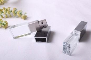 USB flash кристал с 3D лазерной гравировкой внутри фото 7