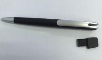 USB flash флэшка пластиковая авторучка Фото 1