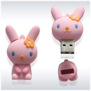 USB flash флэшки из ПВХ PVC по индивидуаьному дизайну Фото 2