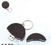USB flash PVC флэшка из ПВХ по индивидуальному дизайну в виде печенья фото 4