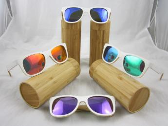 Деревнные солнечные очки Фото 12