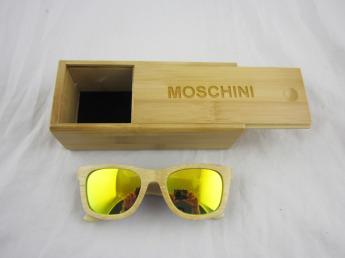 Деревнные солнечные очки Фото 15