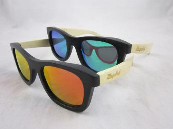 Деревнные солнечные очки Фото 5