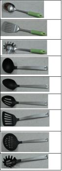 Кухонные лопатки Фото 2