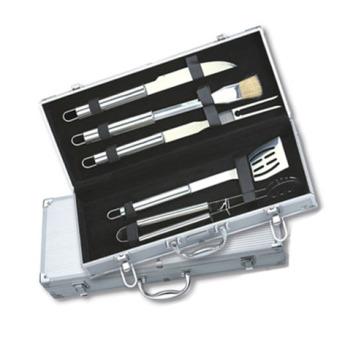 Набор инструментов для барбекю Фото 2
