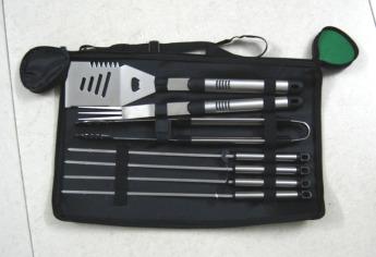 Набор инструментов для барбекю Фото 3