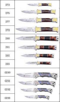 Ножи карманные Фото 3