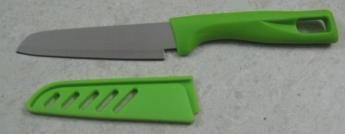 Нож с чехлом Фото 3