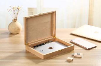 Подарочная коробка из дерева Фото 2