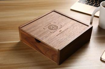 Подарочная коробка из дерева Фото 4