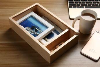 Подарочная коробка из дерева Фото 5
