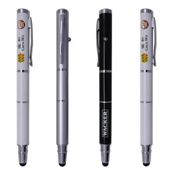 Ручка шариковая лазерная указка тачскрин Фото 10