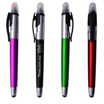Ручка шариковая тачскрин текстовыделитель Фото 11