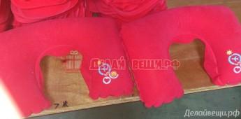 Надувные флокированные подушки 3000 штук