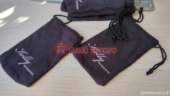 Флисовые мешочки для украшений 1000 штук