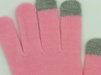 Перчатки тач скрин фото 1